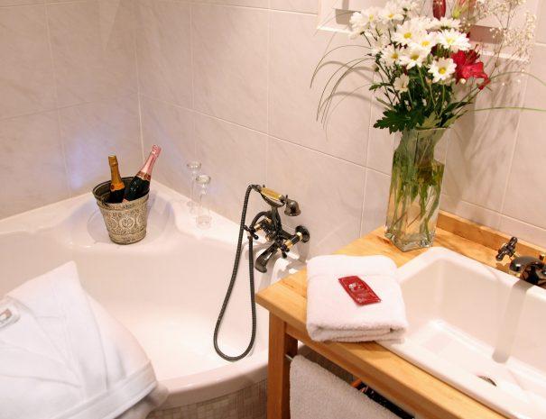 Salle de bain Chambre Deluxe Louis XV