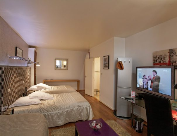 Hôtel Renaissance Castres - Chambre - New York